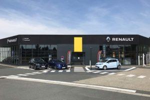 Rendez-vous chez votre concessionnaire Renault ou votre garagiste